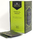 Harney and Sons Tropical Green Tea, green tea