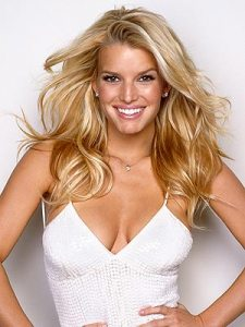 jessica simpson bright smile, white teeth, teeth whitening