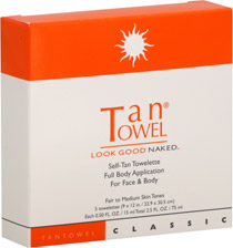 tan towel self tanner, the best self tanners, summer beauty