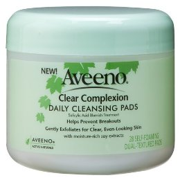 Aveeno clear complexion, acne products that work, best acne treatments
